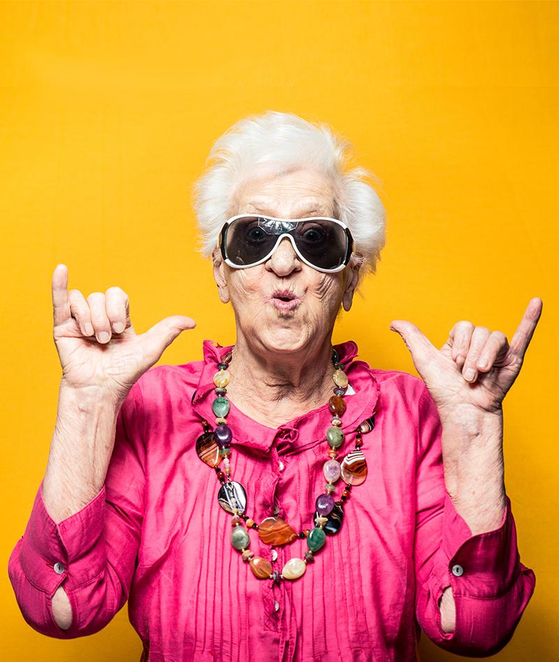 Nonna Super Cool